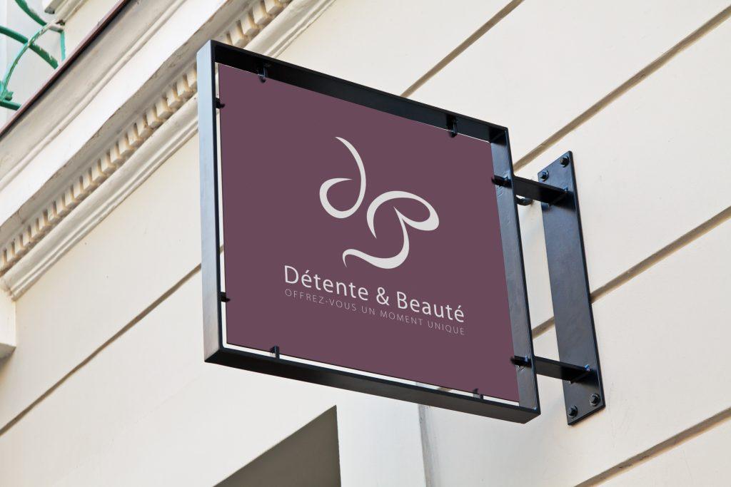 Détente & Beauté – Logo