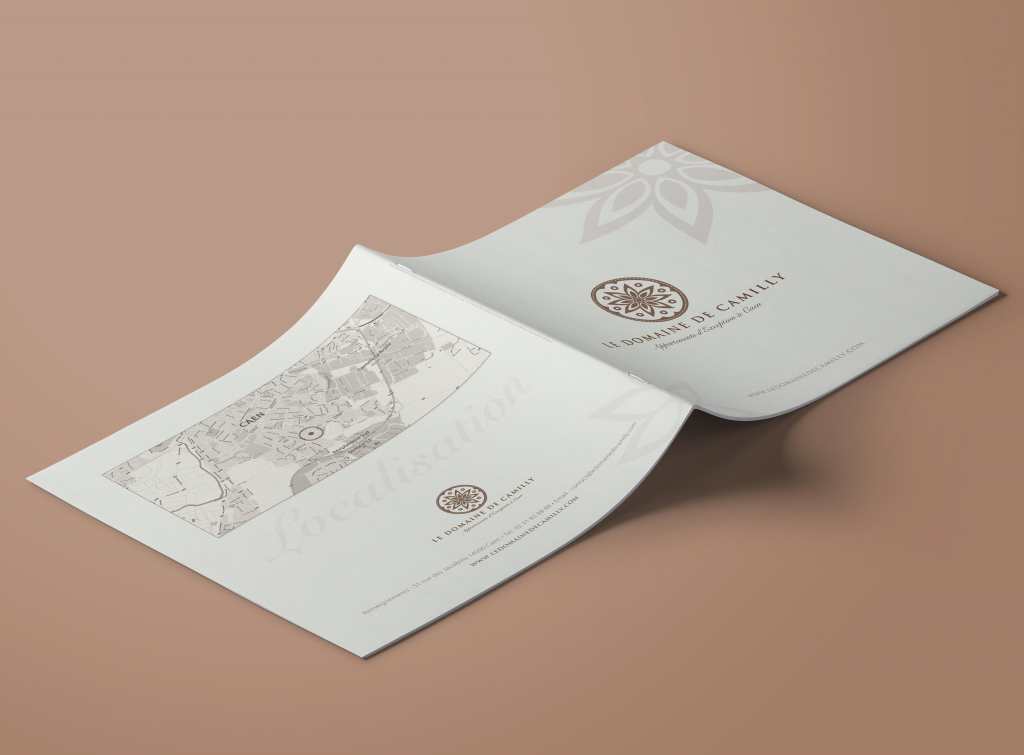 Le Domaine de Camilly – Brochure 12p
