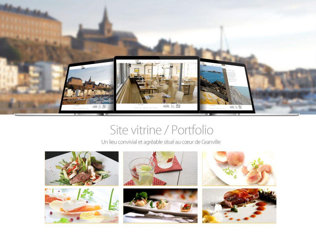 Café Le Pirate – Site internet