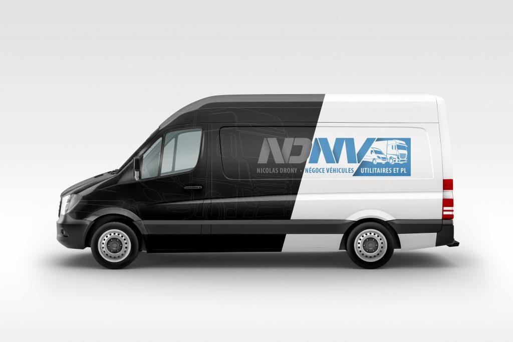 NDNV – Logo & Marketing