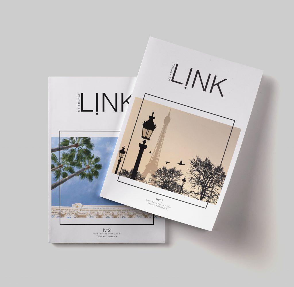 My French Link – Magazine
