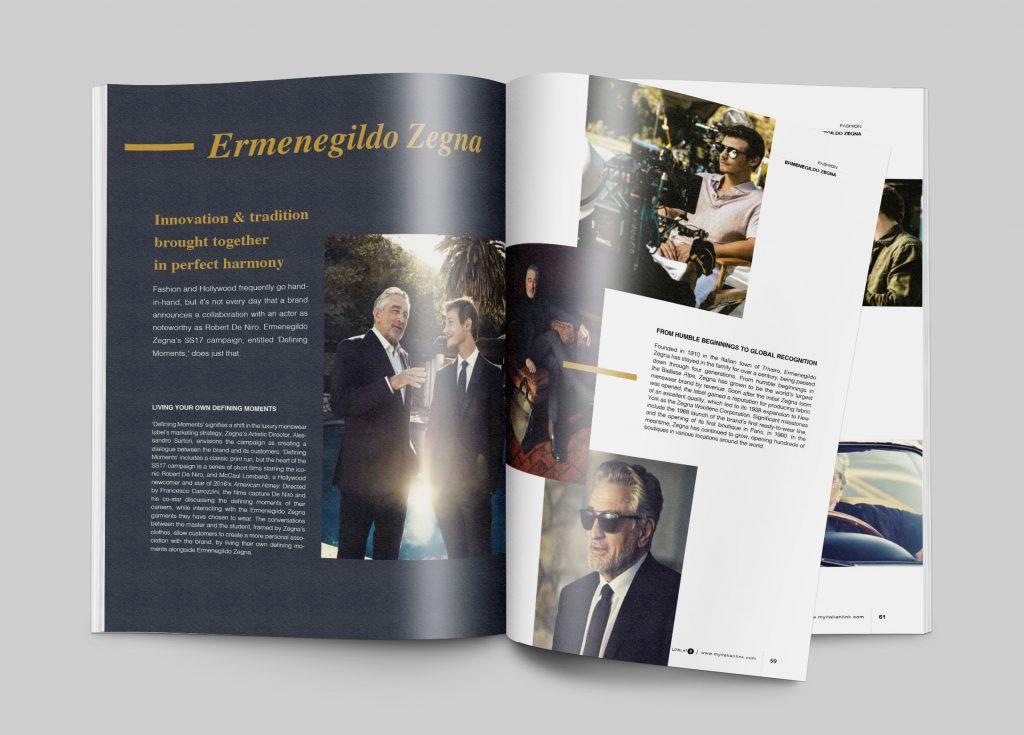 My Italian Link – Magazine