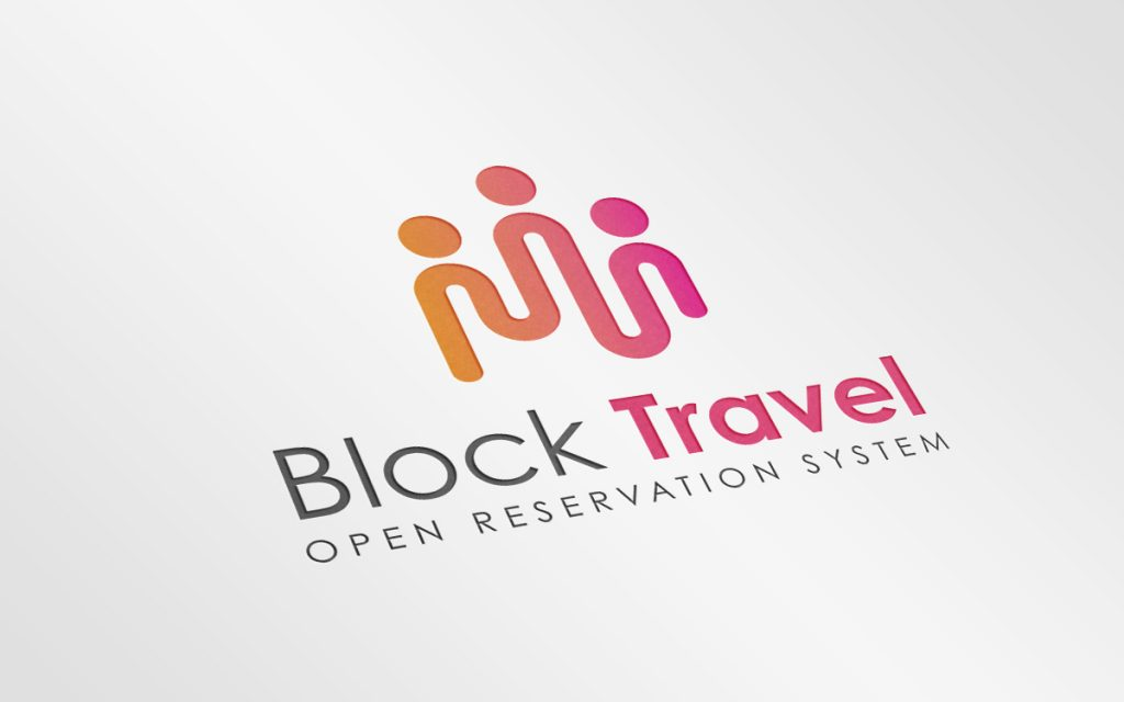 Block Travel – Logo, Print & Web