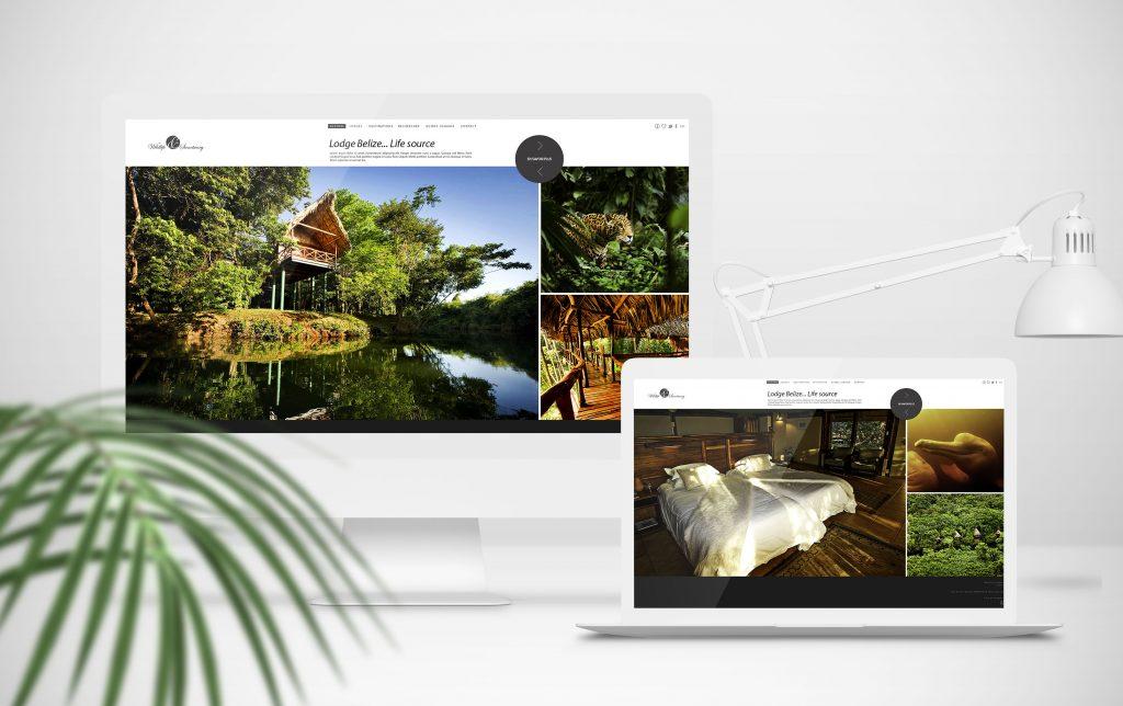 Wildlife & Santuary – Site internet