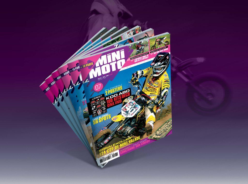 Mini Moto Magazine – Bimensuel