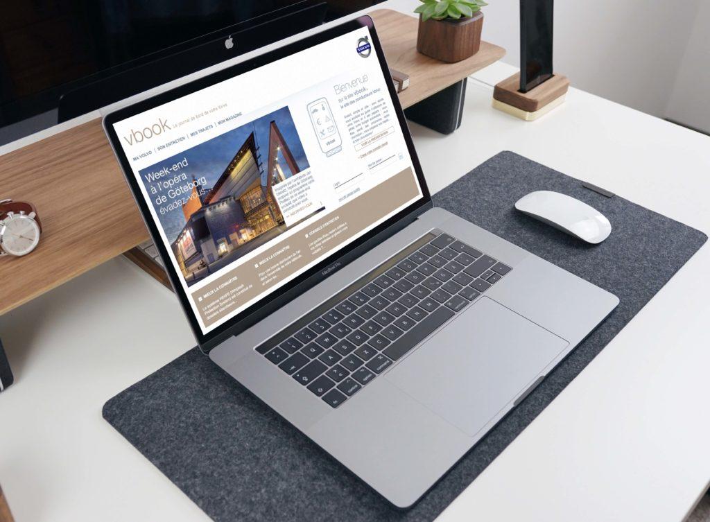 Volvo Cars et Entreprises – Digital et print